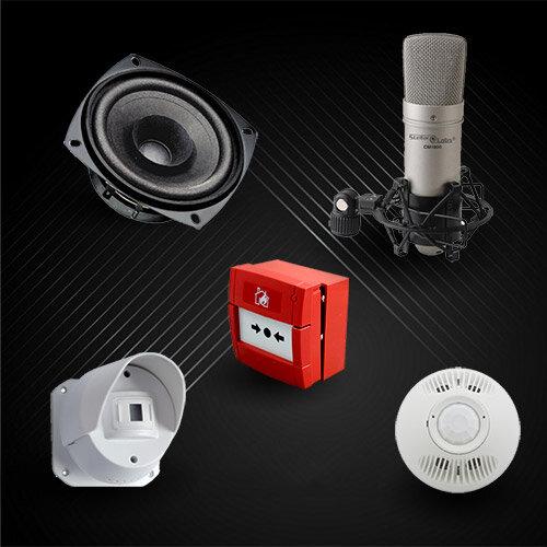 الأمن السمعي والمرئي